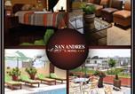 Hôtel Trujillo - Hotel San Andres-4