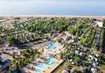 Camping avec Piscine couverte / chauffée Portiragnes - Camping Méditerranée Plage-2