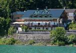 Hôtel Krün - Panoramahotel Karwendelblick-2