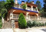Location vacances Paterna del Madera - Casas el Calar del Rio Mundo-2
