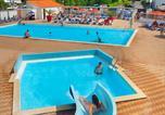 Camping avec Parc aquatique / toboggans France - Camping Le Jard-1