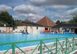 Camping avec Piscine couverte / chauffée Indre - Camping Les Chenes-3