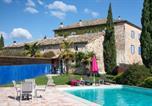 Location vacances Joyeuse - Chambres d'Hôtes et Gîtes Le Mas Bleu & Spa Resort-1
