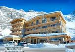 Hôtel 4 étoiles Val-d'Isère - La Tovière