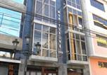 Hôtel Puno - Huaytusive-1