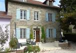 Hôtel Haute-Vienne - Puy larousse Farm house-1