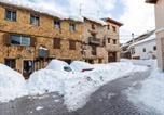 Location vacances Cañada Vellida - Plush Apartment in Gudar with Heating-1