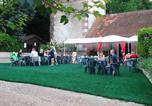 Camping avec WIFI Saumur - Camping du Château de la Rolandière-3