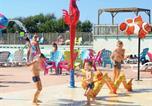 Camping 4 étoiles Marseillan - Camping Les Méditerrannées Beach Garden-3