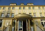 Hôtel Krakow - Strandhotel Plau-4