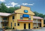Hôtel Lewisburg - Rodeway Inn Lewisburg-1