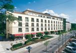 Hôtel 4 étoiles Nancy - Victor's Residenz-Hotel Saarbrücken-1