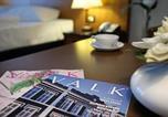 Hôtel Halbe - Spreewald Parkhotel-3