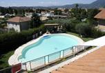 Location vacances Pescosolido - Appartamento in villa con piscina-4