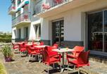 Hôtel Plouescat - Hotel The Originals Roscoff Armen Le Triton (ex Inter-Hotel)-4