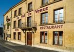 Hôtel Charleville-Mézières - Le Val de Vence-2