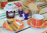 Location vacances Briscous - Chambres d'Hôtes Haitz Ondo-2