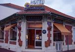 Hôtel Arcachon - Hôtel Orange Marine-4
