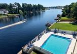 Location vacances Myrtle Beach - Intracoastal Waterway Fun Bring or rent a boat or jetski Pool-1