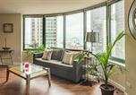 Location vacances Chicago - Ultimate 3br Luxury Suite near Navy Pier with Gym & Pool by Envitae-3