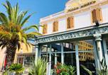 Hôtel Bord de mer de Carry le Rouet - Villa Arena Hotel-2