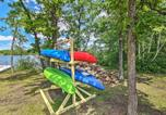 Location vacances Walker - Lakeside Modern Chalet on the Crow Wing Chain-2