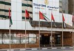 Hôtel Charjah - Tulip Inn Al Khan Hotel-3