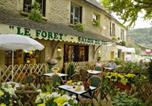 Hôtel Douville - Le Forêt - Hôtel de Charme-1