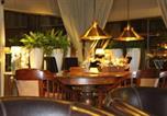 Hôtel Almelo - Hotel Restaurant Van der Maas-4