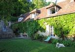 Location vacances Amécourt - Le Cottage, Maison paysanne au cœur du Vexin-1