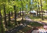 Camping avec Bons VACAF Pressignac - Camping Le Plein Air Neuvicois-3
