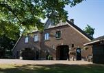 Hôtel Almelo - Erve de Bosch-4