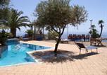 Location vacances Furore - San Michele di Serino Villa Sleeps 14 Pool Air Con-1