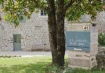 Hôtel Dinan - Les jardins de la Matz-1