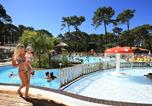 Camping avec Piscine couverte / chauffée Biscarrosse - Camping Plage sud -1