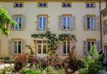Hôtel Amanzé - Maison Marais-1