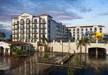 Hôtel Anaheim - Courtyard by Marriott Anaheim Theme Park Entrance-1