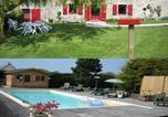 Location vacances Pléneuf-Val-André - Longère avec piscine-1
