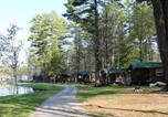Villages vacances Killington - Alpine Lake Lakefront Cabin 6-2