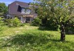 Location vacances Bergen auf Rügen - Ferienhaus mit verwunschenem Garten in Bergen auf Rügen-1