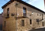 Location vacances  Valladolid - La Posada de Pesquera-1