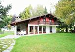 Location vacances Crans-Montana - Spacious Chalet near Forest in Randogne-1