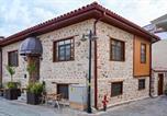 Hôtel Kılıçarslan - La Casa Carina Butik Otel-4