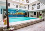 Hôtel Cozumel - Oyo Mi Hotel-4