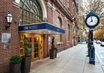 Hôtel Philadelphie - Club Quarters Hotel in Philadelphia