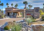 Location vacances Palm Desert - Zen Pool Villa - Art & Vintage Design by Pool & Jacuzzi - Ironwood Cc-2