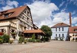 Hôtel Creglingen - Hotel Brauereigasthof Landwehr-Bräu-1