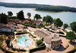 Camping avec Piscine couverte / chauffée Corcieux - Camping Club Lac de Bouzey-1