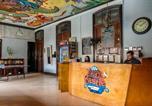 Hôtel Panamá - Lunas Castle Hostel-2