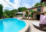 Location vacances Kanfanar - Authentic House Villa Albazora in Central Istria-2